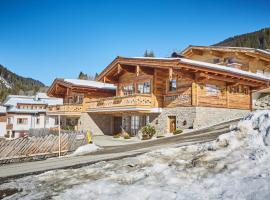 Panorama Chalets by HolidayFlats24, Unterkunft zur Selbstverpflegung in Saalbach-Hinterglemm
