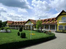 Hotel Zámeček, hotel v destinaci Mikulov