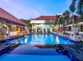 Inna Bali Heritage Hotel, hotel near Ubung Bus Station, Denpasar