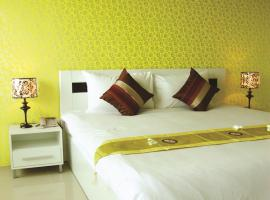 Grand Residence Jomtien, hotel in Jomtien Beach