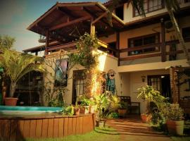 Tucano House, hotel in Florianópolis