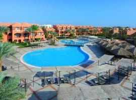 Jaz Makadi Oasis Club, resort in Hurghada