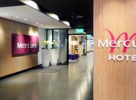 Mercure Hotel Schiphol Terminal โรงแรมใกล้สนามบินสกิปโพล - AMSในสกิปโพล