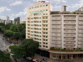 Marabá São Paulo Hotel, hotel near Sala São Paulo, São Paulo