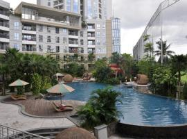 The Mansion at Dukuh Golf Kemayoran Apartment, hotel near Jakarta International Expo, Jakarta