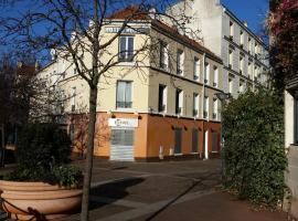 Hotel Moderne, hotel near Paris Expo - Porte de Versailles, Issy-les-Moulineaux