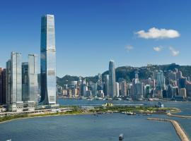 The HarbourView Place @ the ICC megalopolis, apartment in Hong Kong