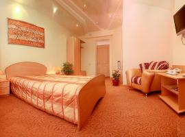 Гостиница Гранат, отель в Магнитогорске