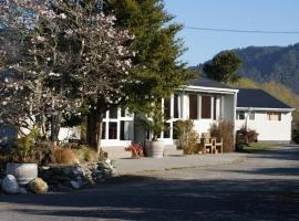 Apostles View Motel, hotel in Greymouth