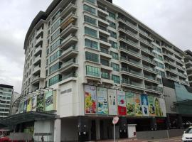 Borneo Coastal Residence @ IMAGO Mall, apartment in Kota Kinabalu