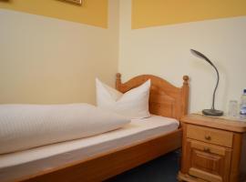 Hotel Seehalde, Privatzimmer in Nonnenhorn