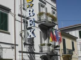 Hotel Rex, hotell i Viareggio