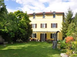 Villa del Gusto, Hotel in der Nähe von: Burg Castelgrande, Bellinzona