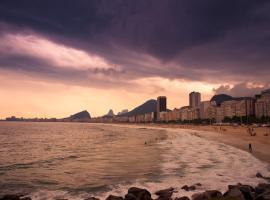 Mar da Babilônia Hostel, hostel in Rio de Janeiro