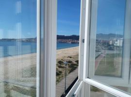 Hotel Playa, hotel cerca de Islas Cíes, Cangas de Morrazo