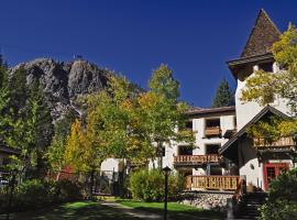 Worldmark Olympic Village Inn, hotel in Olympic Valley