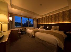 KKRホテル熊本、熊本市のホテル