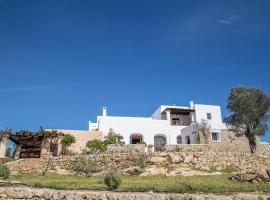 Hotel Rural Can Pujolet - Santa Ines Ibiza: Santa Inés'te bir otel