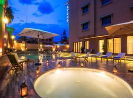 Hotel Ayoub & Spa, hotel near Majorelle Gardens, Marrakesh