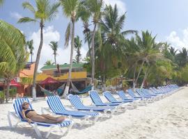 Hotel Cocoplum Beach, hotel in San Andrés