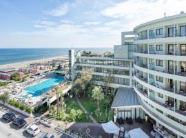 Hotel Le Palme - Premier Resort, отель в городе Милано-Мариттима