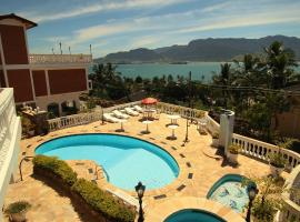 Hotel Guanumbis, hotel near Tres Tombos Waterfall, Ilhabela