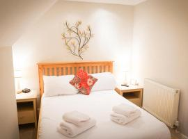 The Shoe Inn, boutique hotel in Plaitford