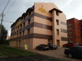 Отель Мартон Гордеевский, отель в Нижнем Новгороде