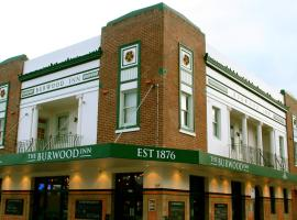 The Burwood Inn, hotel in Newcastle