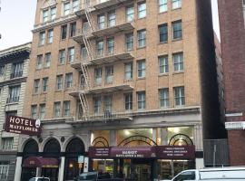 Mayflower Hotel, hotel near Ghirardelli Square, San Francisco