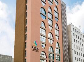 SARASA HOTEL Shinsaibashi, hotel near Nanba Betsuin Temple, Osaka
