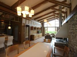 Villa Bansko Alfa в Пирин Гольф & Кантри Клуб, хотел близо до Връх Вихрен, Банско