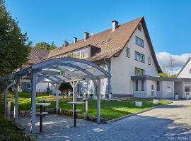 Waldhotel Brand's Busch, hotel in Bielefeld