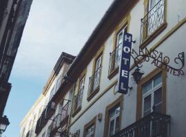 Mansao Alto Alentejo, hotel in Portalegre