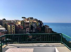 Appartamento Isola, hotel in Corniglia