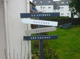 Hotel La Licorne, hotel in Carnac