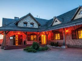 Jaś i Małgosia – hotel w mieście Poraj