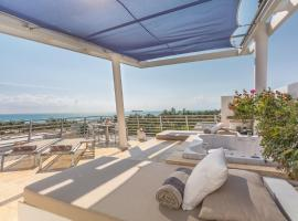 SBV Luxury Ocean Hotel Suites, apartamento em Miami Beach