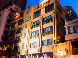 Miramar Hotel, hotel malapit sa Intramuros, Maynila