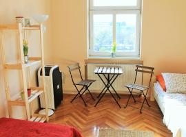 Lidi Guesthouse, pensiune din Budapesta