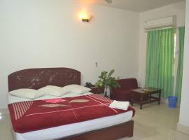 Hotel Shams Plaza, hotel in Cox's Bazar