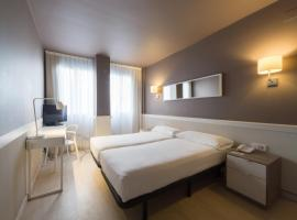 Paral·lel, hotell i Barcelona
