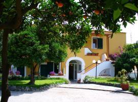 Hotel Villa La Marticana, отель в Искье