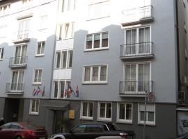 Gästehaus Ziegler, hotel near Market Hall Stuttgart, Stuttgart