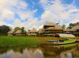 Libertad Jungle Lodge, pet-friendly hotel in Yucuruche