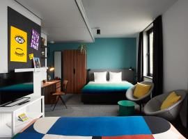 The Student Hotel Eindhoven, accessible hotel in Eindhoven