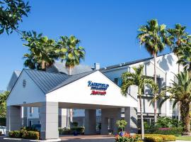 Fairfield Inn & Suites by Marriott Fort Myers Cape Coral, hotel in Fort Myers
