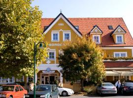 Sorgerhof, отель в городе Дойчландсберг