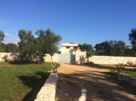 Casa Eva, hotel v destinácii San Vito dei Normanni