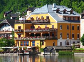 Seehotel Grüner Baum, hotel in Hallstatt